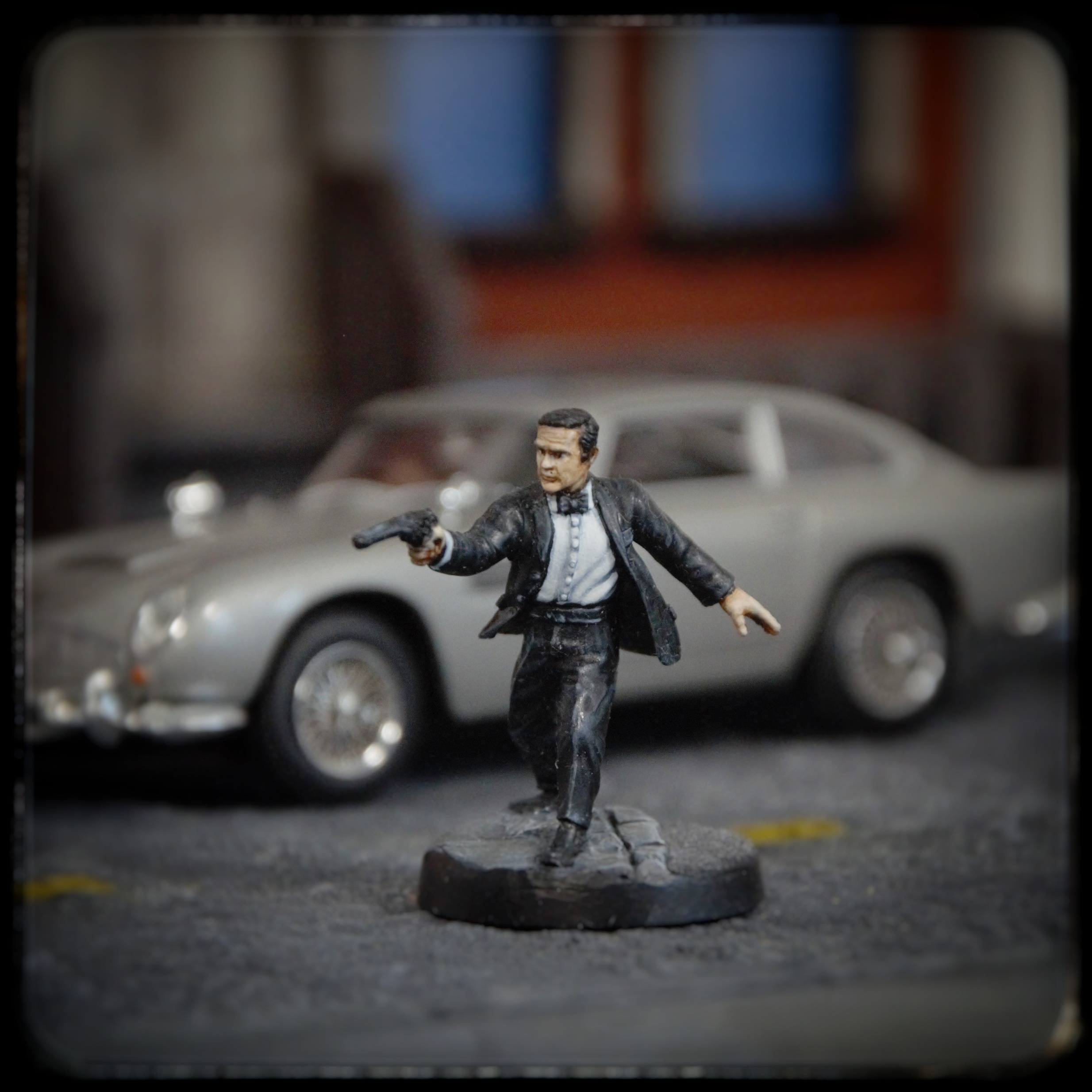 James Bond Crooked Dice Sean Connery