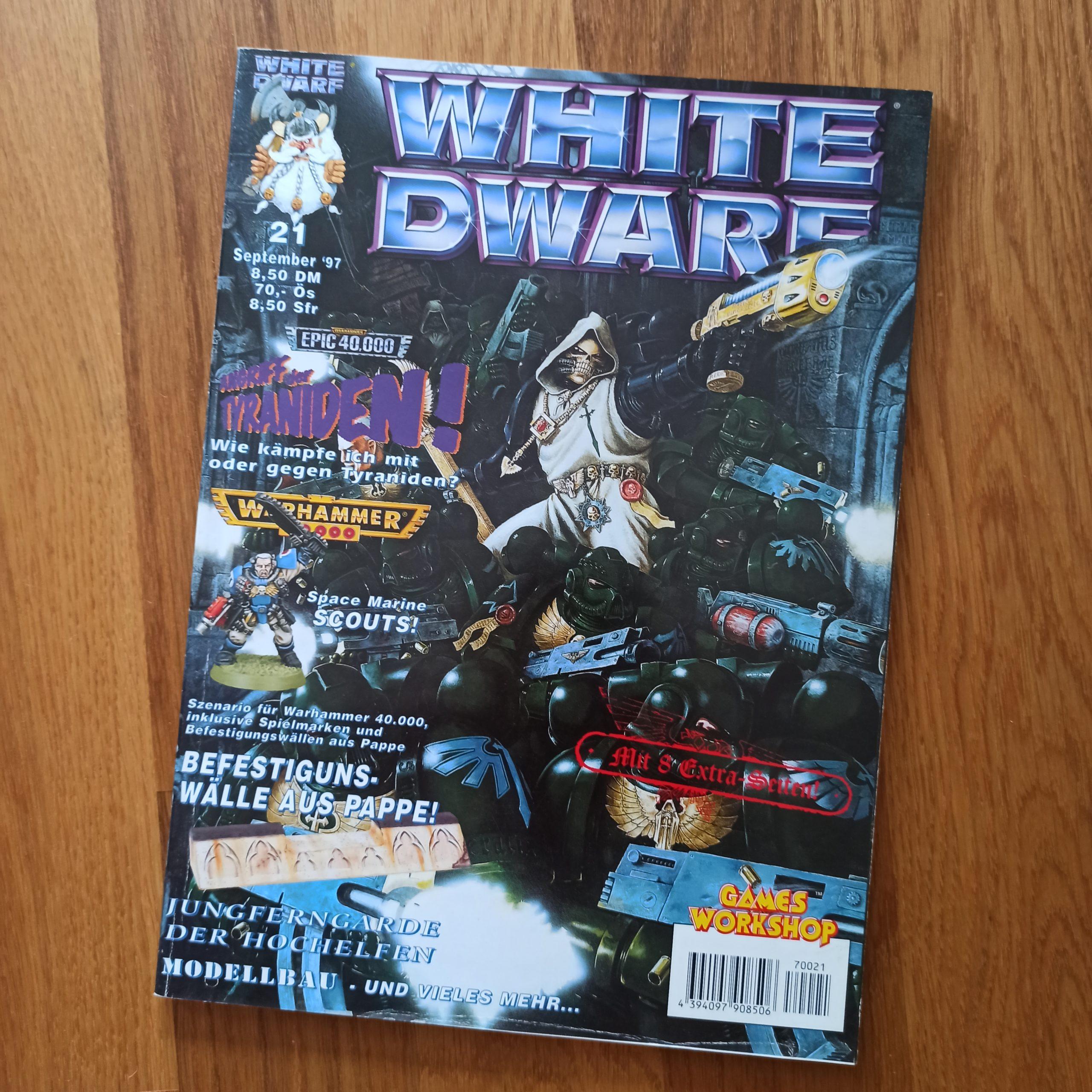 White Dwarf September 1997