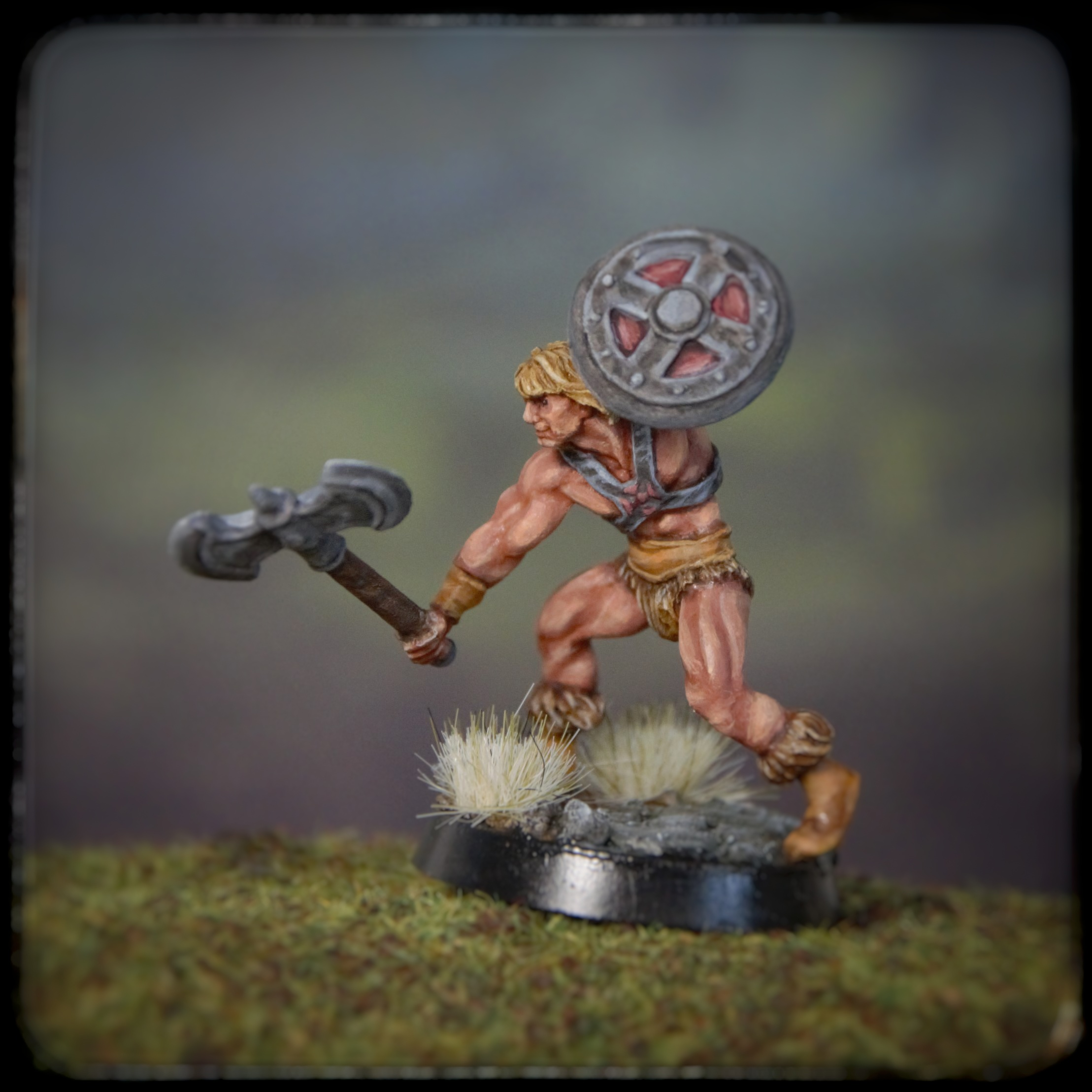 He-Man Masters of the Universe Quest Miniatures