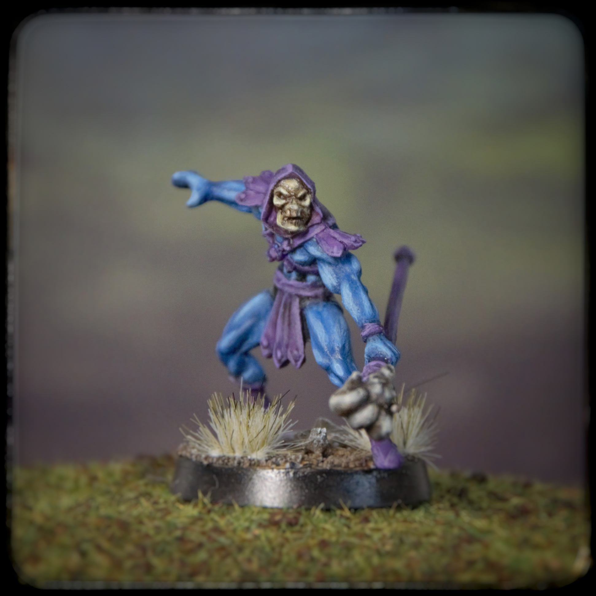 Skeletor Masters of the Universe Quest Miniatures