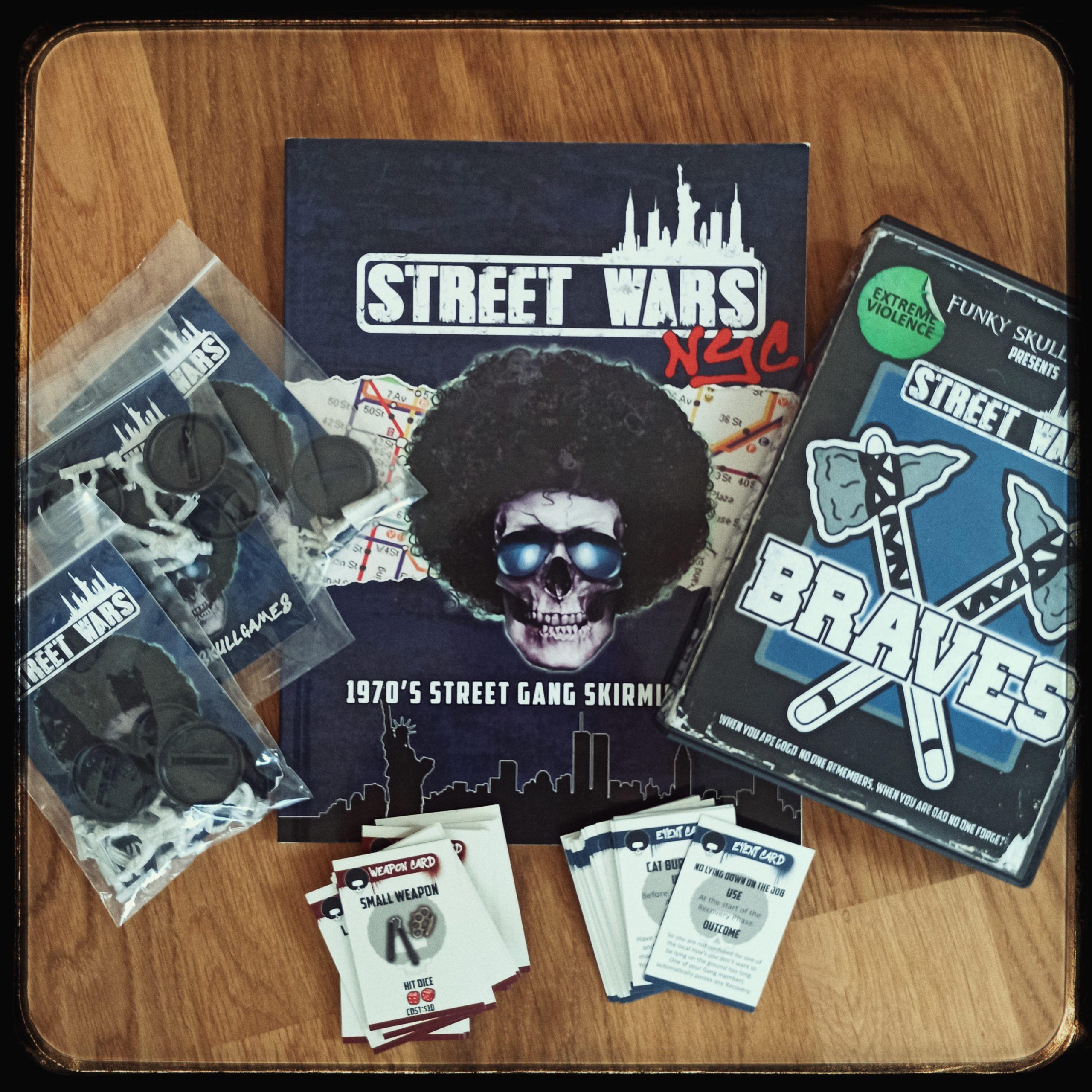 Street Wars NYC Funky Skull Games